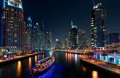 Dhow Cruise Marina Deals