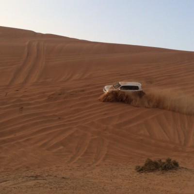dubai desert safari offers