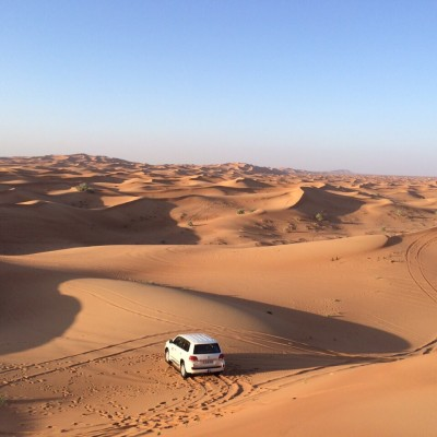 Desert safari dubai deals