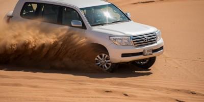 Best morning desert safari Dubai
