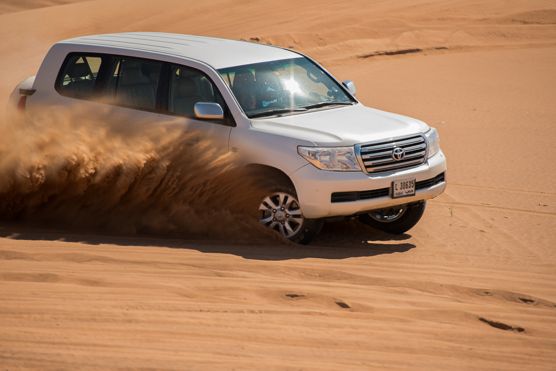 Best morning desert safari Dubai