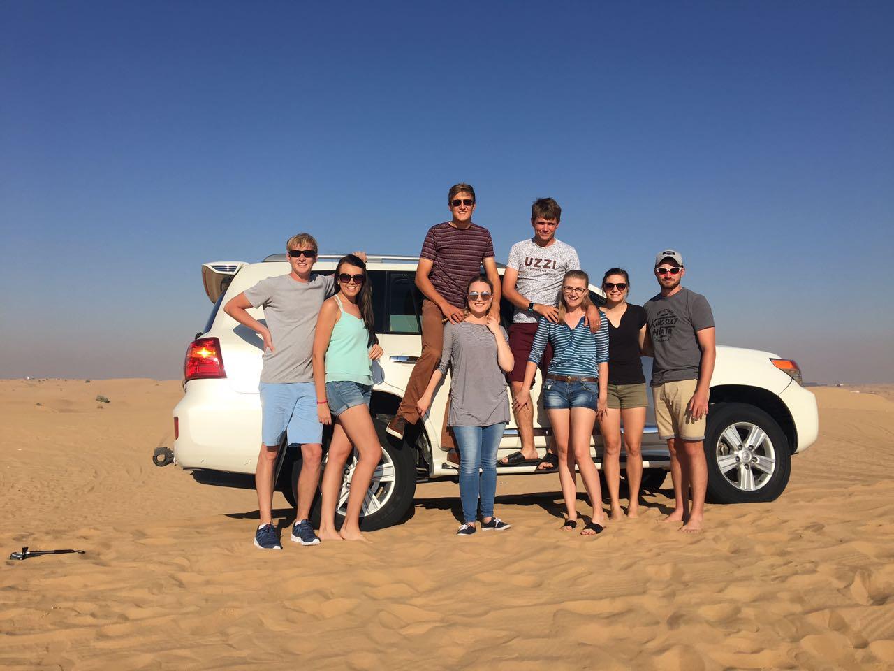 safari tour dubai