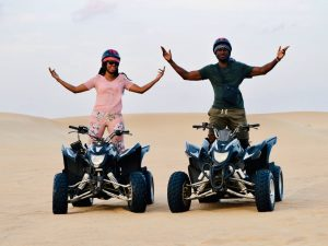 Quad Bike safari package