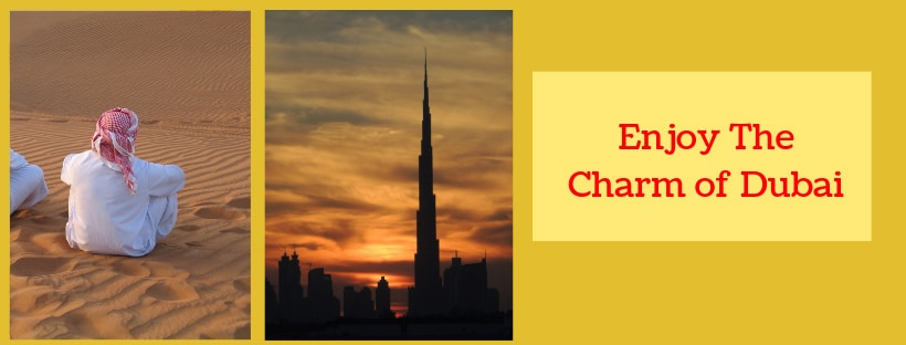 Charm of Dubai