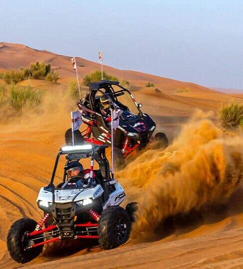 one seater dune buggy